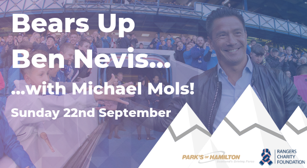 Bears Up Ben Nevis - with Michael Mols