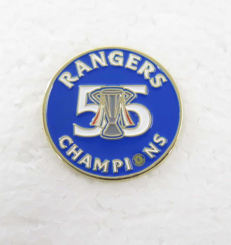 PRE-ORDER 55 Celebration Pin Badge!