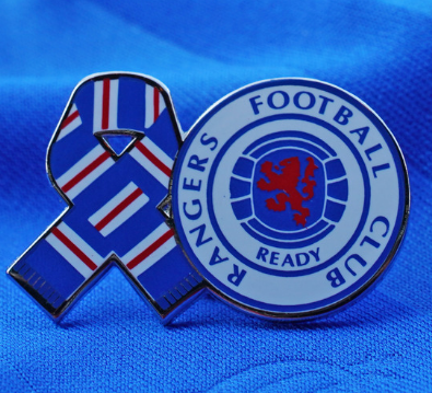 Limited Edition Pin Badge
